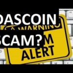 Dascoin The New Onecoin? Is Cloud Mining A Scam Or Legit?
