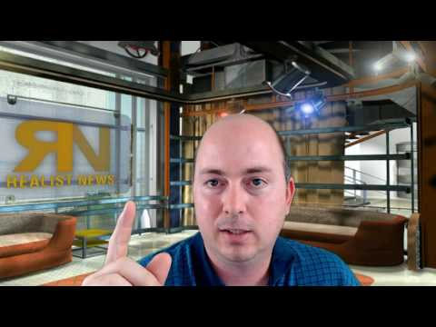 REALIST NEWS - DASH Coin Crashes & Bitcoin Smashes $1100