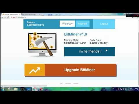 Free Bitcoin 0 006 BTC Day From Bitminer io