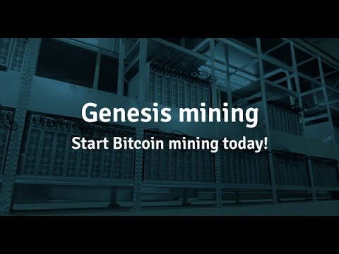 Quick Beginners guide to Genesis Mining
