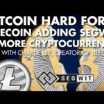 Bitcoin Hard Fork, Litecoin adding SegWit & More Cryptocurrency Talk with Charlie Lee