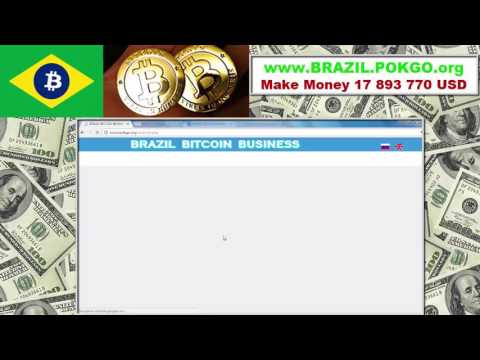 BRAZIL BITCOIN BUSINESS get up to 17 Million USD
