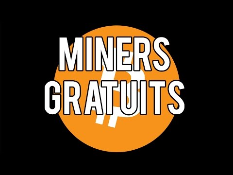 Miners Gratuit – Bitcoin