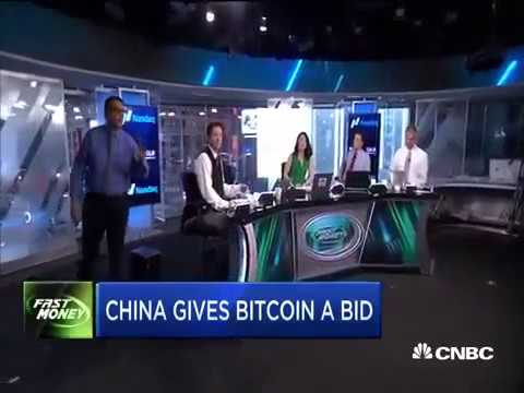 CNBC News about Bitcoin- Behind the bitcoin Surge!