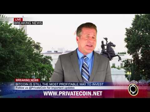 BREAKING NEWS: Bitcoin is the most profitable investment since 2009!