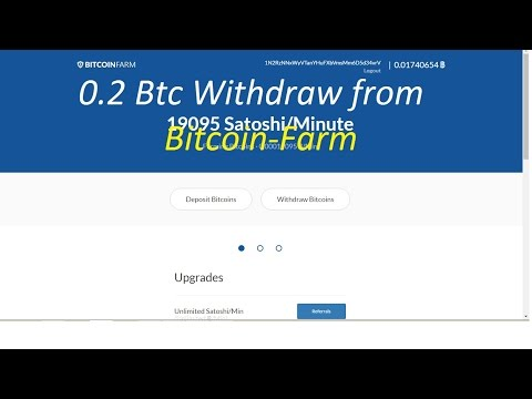 0.2 Btc withdraw from Bitcoin-Farm is real or scam?