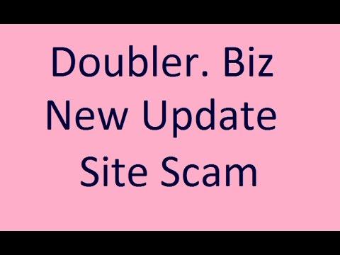 Doubler.biz Update Site Scam Pending withdraw problem