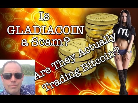 Is Gladiacoin a scam? - Gladiacoin Review and Gladiacoin overview
