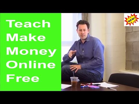 Earn Money From Home 2017 - Make Money Online Free