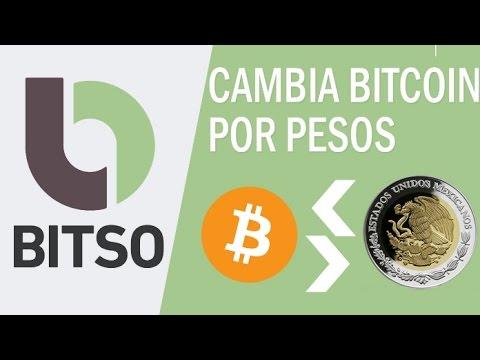 bitso compra y vende bitcoin con pesos mexicanos