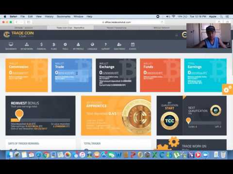 BITCOIN payment proof ETHTRADE , TCC, BITCLUBNETWORK  4112017