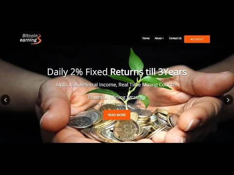 Auto Mining Bitcoin Now! Get 50 GHZ | Earn 500000 satoshi  every Day
