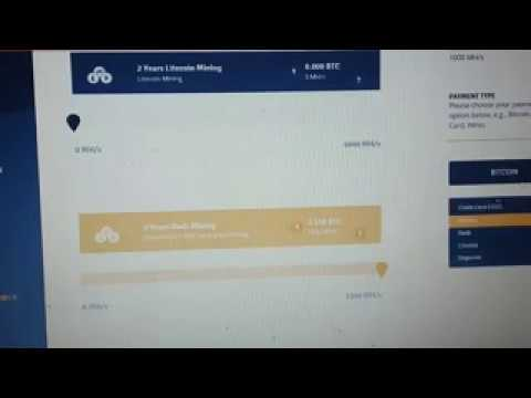 Purchase of $4500 for 1000MH DASH mining contract Bitcoin privacy wallet by Craig G.