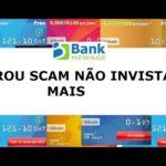 Scam não invistam mais!!!