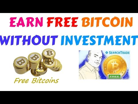 Earn Free Bitcoin for doing Google Searches - No scam, without mining