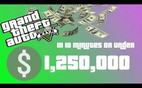 GTA 5 Online – 3 Ways To Make Money Fast & Rank Up Fast in GTA Online!