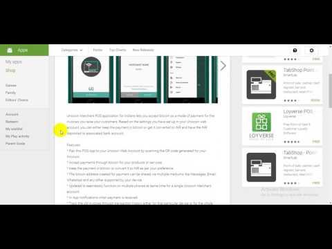 Unocoin Merchant PoS Free Download