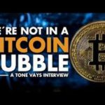 MUST SEE: We're not In A Bitcoin Bubble – Tone Vays Interview