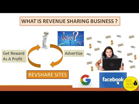 Want To Make Money Online Must Watch | Revenue Sharing Business Complete Information