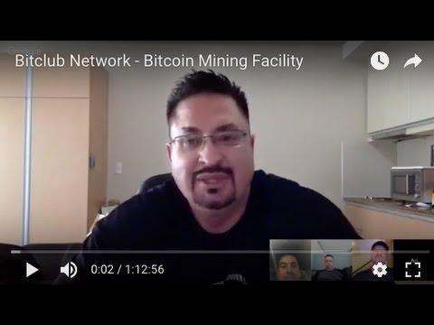Bitclub Network - Bitcoin Mining Facility