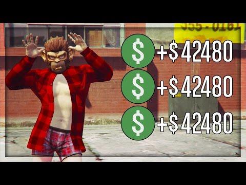 BEST WAYS TO MAKE MONEY IN GTA 5 ONLINE! After 1.39 (GTA 5 Money Methods)