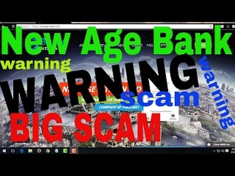 New Age Bank | Now Scam Proved - Big Scam Alert !!! (Hindi)