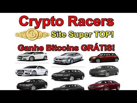 CryptoRacers Bitcoin Racer | Ganhe Bitcoins Grátis