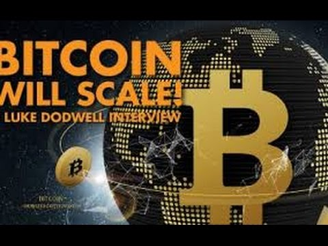 ALERT, ALERT! Bitcoin Will Scale! – Luke Dodwell Interview