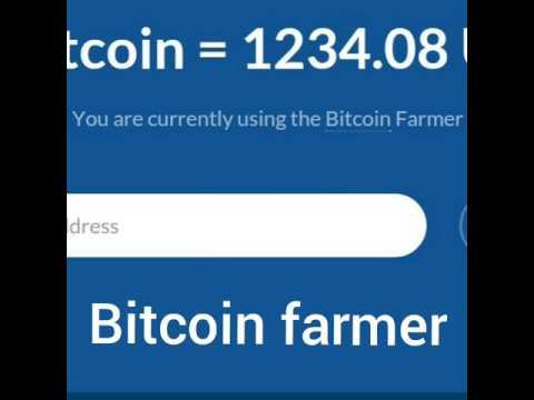 Bitcoin farm mining