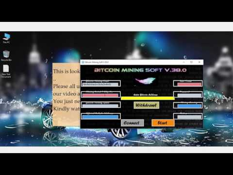 Bitcoin Mining Software upgraded Make Daily $20 in Btc. Fast addition in 2017