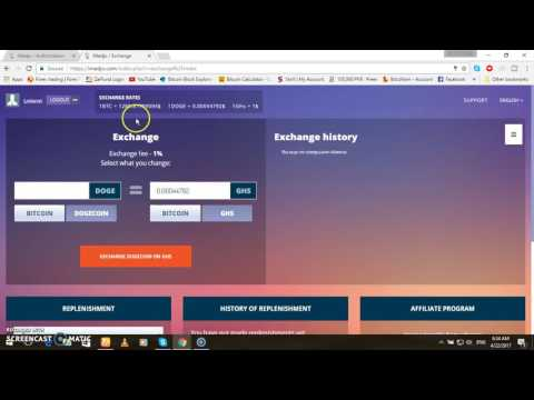 IMEDJO BEST CLOUD MINING SITE! EARN FREE DOGECOIN & BITCOIN WITHOUT INVESTMENT