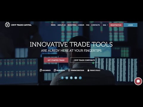 Cryp Trade Capital Investment Withdrawal PROOF BITCOIN How To Make Money Online 2017 Lidia Mihali