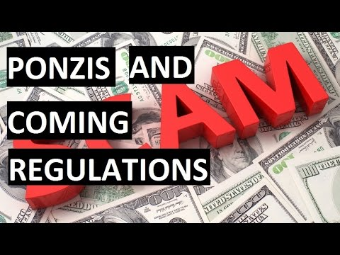 Trade Coin Club Scam! Ponzi Mindset, Coming Regulations?