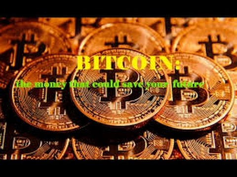 Bitcoin: the money that could save your future - Chris Kline