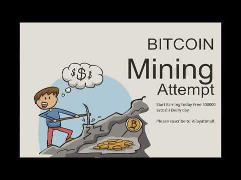 Earn Bitcoins Using Mining