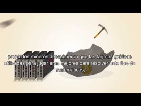 Que es la mineria de Bitcoins 2017 Bitcoin Mining español