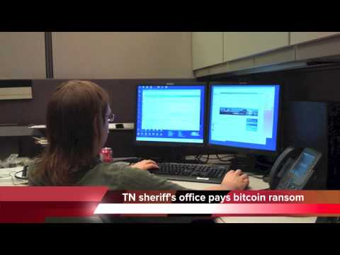 Sheriff's office forced to pay Bitcoin ransom to access its own files