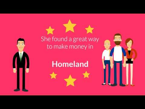 make money online in Homeland