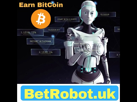 BetRobot - BitCoin Automated Earning - Passive Income - BetRobot.uk