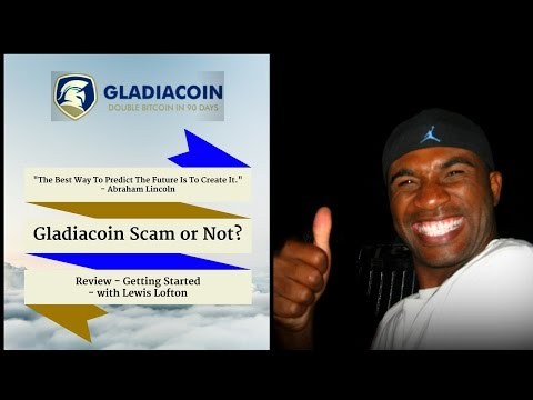 Gladiacoin 2017   Scam or Not!