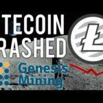 Litecoin Crashed But Recovered… (Genesis Mining Bitcoin Upgrade)