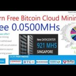 Earn Free Bitcoin | Huge Hash | Earn Bitcoin From Cloud Mining – Free Bitcoin Cloud Mining  2017