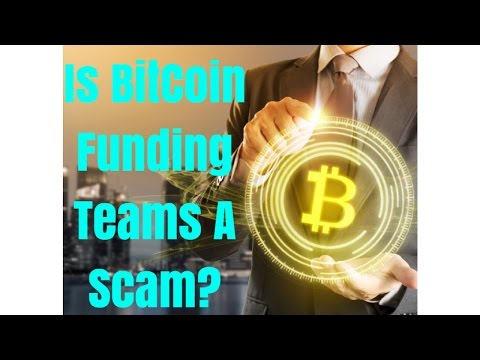 Is Bitcoin Funding Programs a SCAM ?