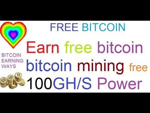 Bitcoin mining free 2017