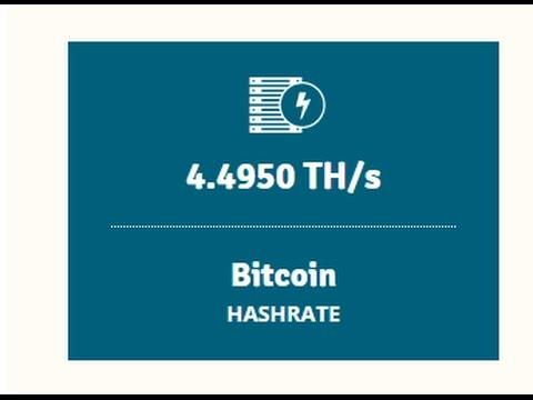 Genesis Mining - Bitcoin SHA 265 Upgrade