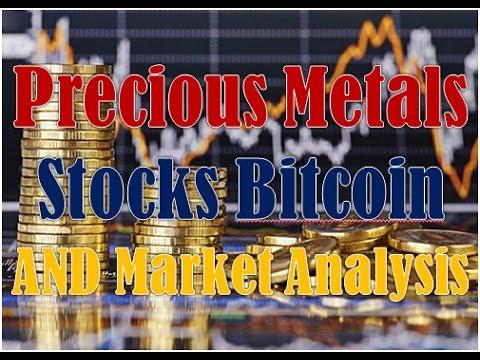 MUST WATCH: CHRIS SKINNER 2017 - Precious Metals, Stocks Bitcoin and Market Analysis!