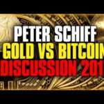 PETER SCHIFF – Gold vs Bitcoin Discussion 2017