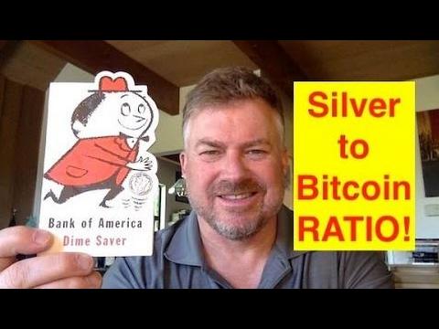 MUST WATCH: Silver-to-Bitcoin Ratio Rebalancing (Bix Weir)