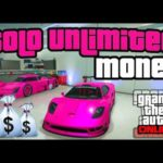 "GTA 5 Online UNLIMITED MONEY METHOD! – 1.37 ""BEST Way To MAKE MONEY"" (PS4, Xbox One, PC) [GTA V]"