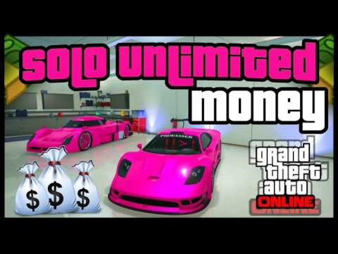 GTA 5 Online UNLIMITED MONEY METHOD! - 1.37